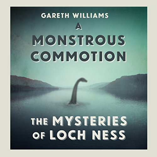 A Monstrous Commotion audiobook cover art