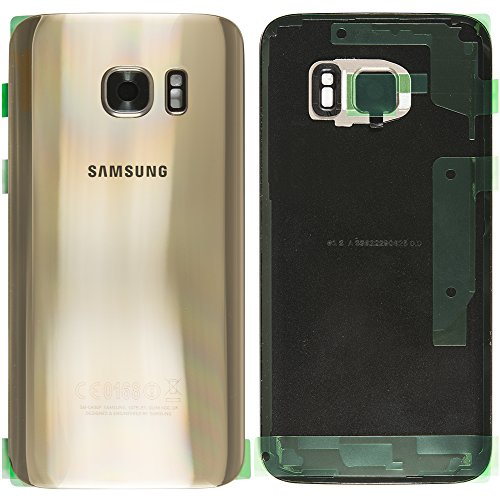 AGI Original Battery Cover Gold für Samsung G930F Galaxy S7 Original