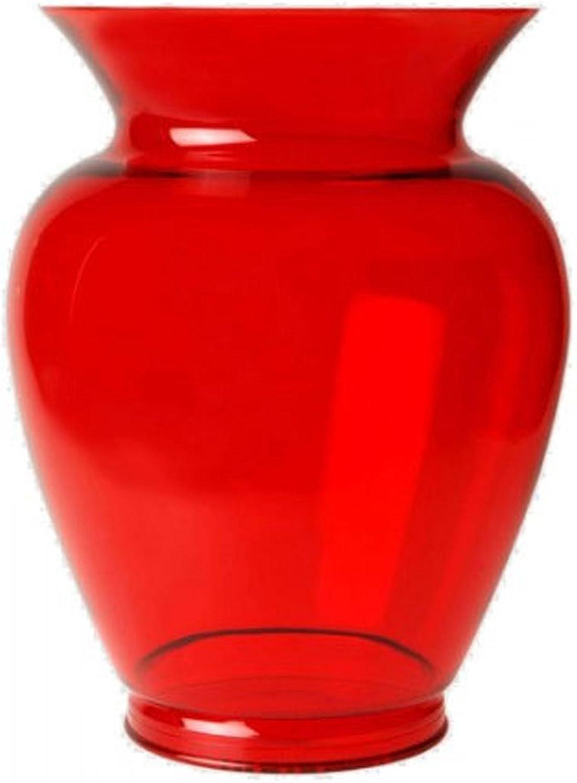 Kartell Kartell Kartell 8873V5 Vase La Bohème rot B005252CE0 272b45