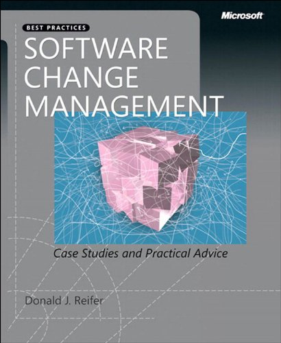 Software Change Management: Case Studies and Practical Advice (Developer Best Practices) (English Edition)