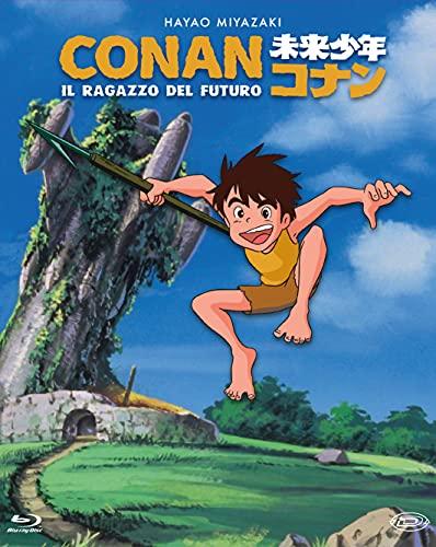 Conan, Il Ragazzo Del Futuro - The Complete Series ( Box 4 Br )