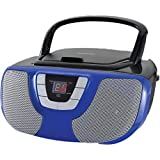 Best Childrens Cd Players - Sylvania Portable CD Player Boom Box with AM/FM Review
