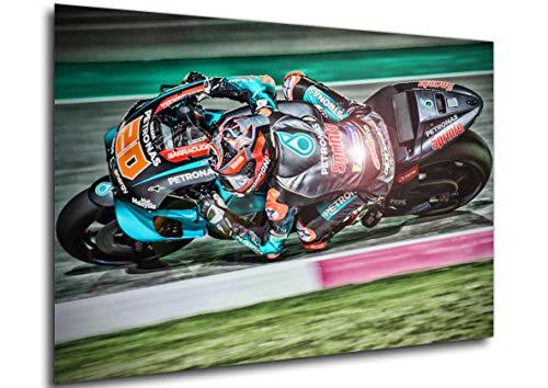 Instabuy Poster - Sport - Moto GP - Fabio Quartararo Manifesto 70x50
