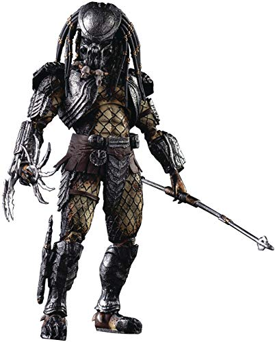 Hiya Toys Alien vs. Predator: Celtic Predator 1:18 Scale Action Figure, Multicolor