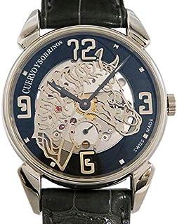 クエルボ・イ・ソブリノス CUERVO Y SOBRINOS ヒストリアドール 3130-1H 新品 腕時計 メンズ (A019183)
