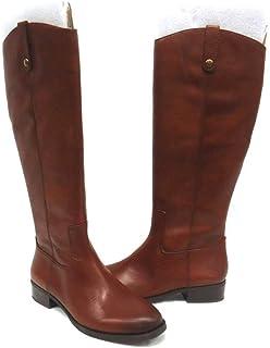 [INC International Concepts] Womens Fawne Leather Closed Toe, Cognac, Size 7.0 [並行輸入品]
