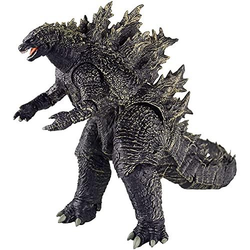 Yuxunqin King Kong vs Godzilla: Rey de los Monstruos Godzilla Figura de acción Estatua Modelo de Juguete Decoración Mejor Regalo
