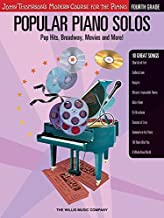 Popular Piano Solos - Grade 4: Pop Hits, Broadway, Movies and More! John Thompson's Modern Course for the Piano Series