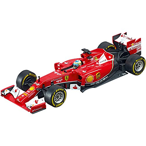 Carrera Evolution - 20027496 - Voiture De Circuit - Ferrari F14 T - F.Alonso No.14