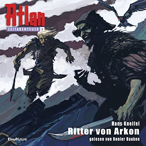 Ritter von Arkon audiobook cover art