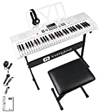Lighted Piano Keyboards
