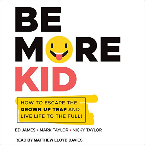 Be More Kid cover art