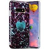 Robinsoni Cover per Samsung Galaxy S10e Cover Silicone Galaxy S10e Case Trasparente Custod...