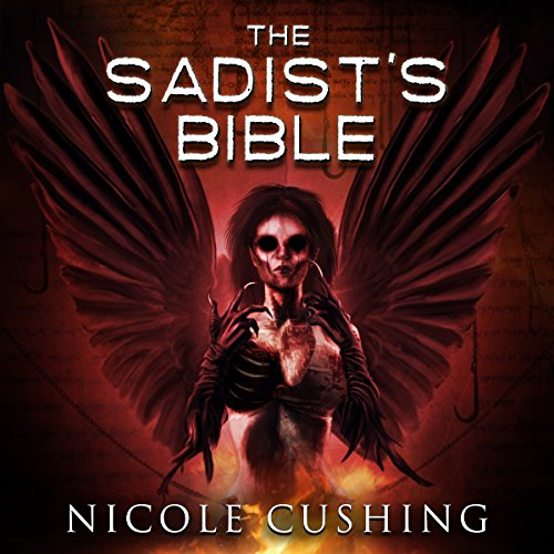 The Sadist's Bible audiobook cover art