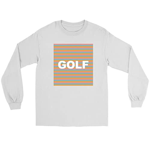 cbc92089bfdd Golf Wang Tyler The Creator Rap Long Sleeve Shirt