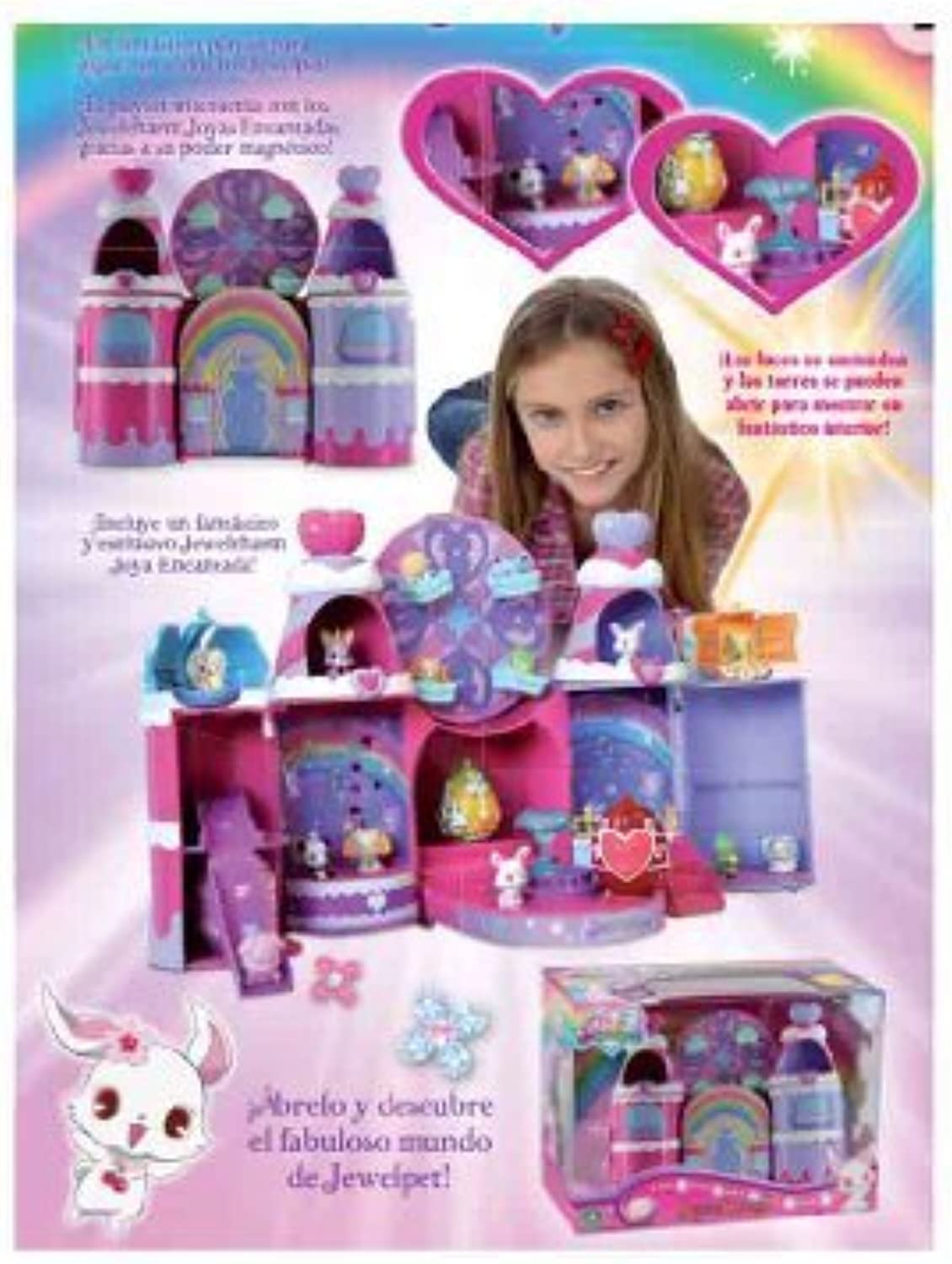 Jewelpet Magic Jewel Le Play Set by Flair