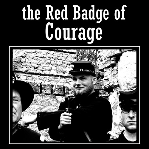 Couverture de The Red Badge of Courage