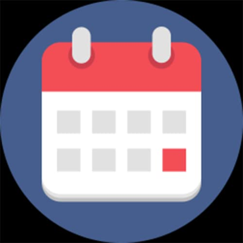 Calendar New Year 2017