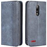 HualuBro Custodia Ulefone Note 8P Case, Ulefone Note 8 Cover, Flip Cover Portafoglio Magnetica...