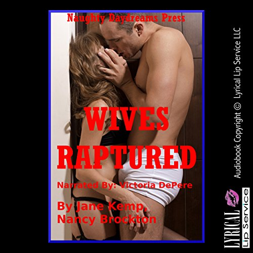 Wives Raptured audiobook cover art