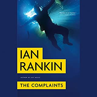 The Complaints audiobook cover art