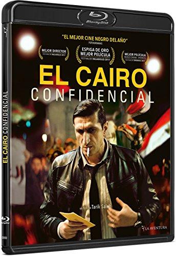 El Cairo Confidencial Blu-Ray [Blu-ray]
