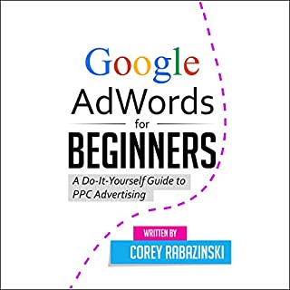 Google AdWords for Beginners cover art