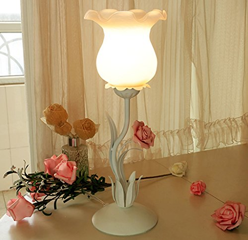 MENA HOME- Rose Garden Lamps bibliothèque publique plafonnier lampe de chevet de lumière de nuit créative des enfants au chaud