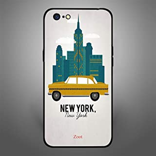 Oppo A71 Multi Color Cover from Zoot New York Taxi
