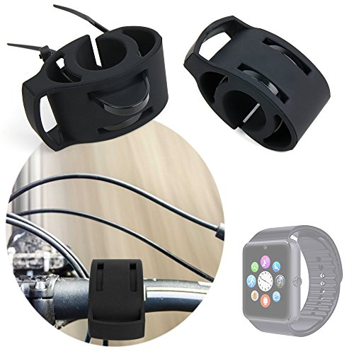DURAGADGET Soporte Bicicletas Ideal para Smart Watch Sony SmartWatch 2 & 3   Swees U8   Tera   VOSMEP   VTech Kidizoom