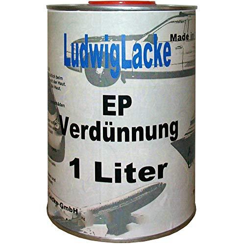EP Verdünnung 1Liter für EP Grundierung Epoxidgrund EP Epoxyprimer v Ludwiglacke