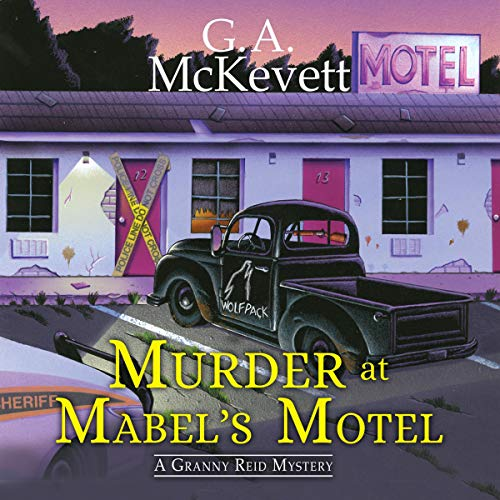 Murder at Mabel's Motel Audiobook By G. A. McKevett cover art