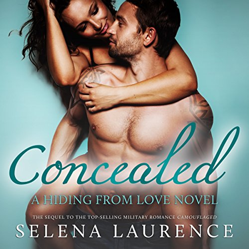 Concealed  audiobook cover art