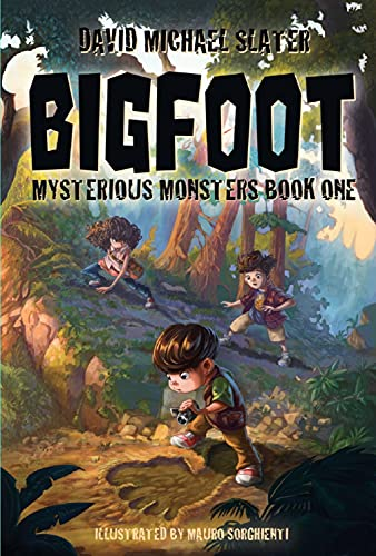 Bigfoot: Mysterious Monsters (1)