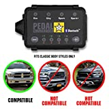 Pedal Commander - PC31 for RAM Classic Truck (2019 & 2020 for 4th Gen Ram) Fits All Trim Levels; 1500 Classic, Tradesmen, Express, Big Horn | Throttle Response Controller