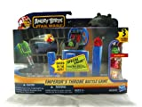 HASBRO a2830–Star Wars Angry Birds Battle Game–Emperor 's Throne Battle Game, Angry Birds