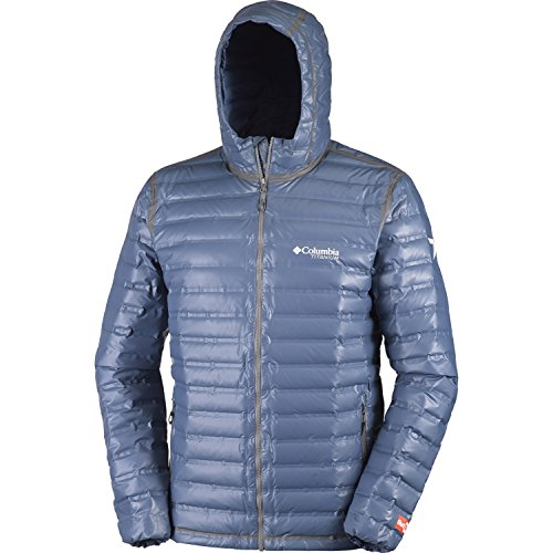 Columbia Outdry Ex Gold Hooded Down Jacket