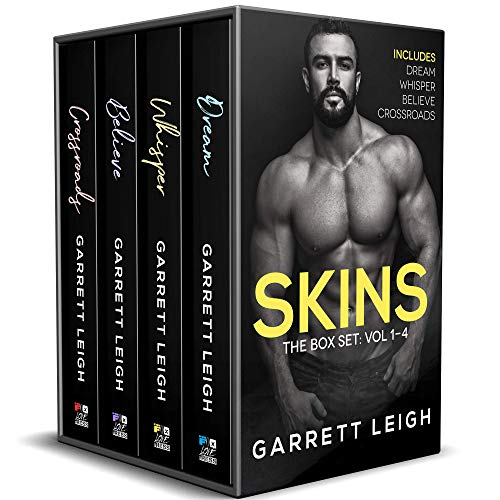 Skins: The Boxed Set: Gay romance boxed set, the full series! (English Edition)
