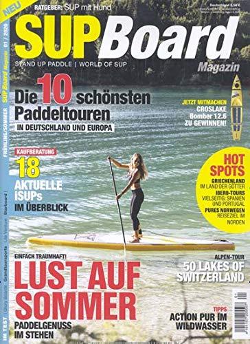 SUP Board Magazin 1/2020