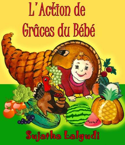 L'Action de grâces du bébé – C'est un livre d'images pour les enfants (Spot It Series t. 10)