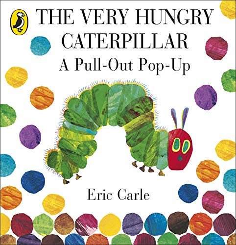 The Very Hungry Caterpillar - a Pull Out Pop Up