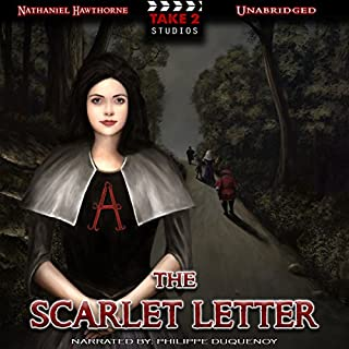 Couverture de The Scarlet Letter