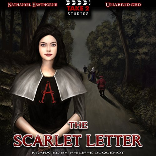 The Scarlet Letter  By  cover art