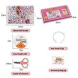 Zoom IMG-1 amayga perline per braccialetti bambini