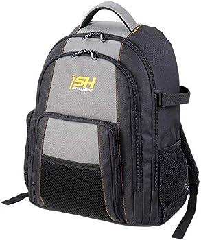 Steelhead 42-Pocket Multi-Function Heavy-Duty Tool Backpack