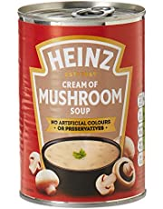 Heinz Cream Of Mushroom Soup, 400 gm
