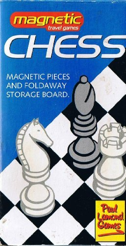 TRAVEL MAGNETIC CHESS (VERSION ANGLAISE)