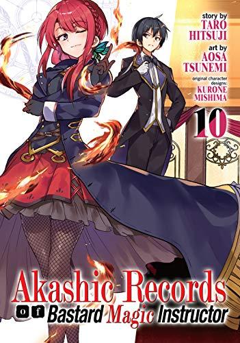 Akashic Records of Bastard Magic Instructor Vol. 10