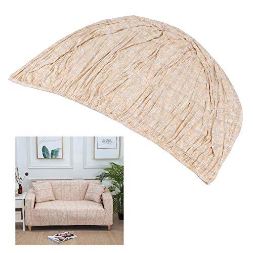 Crisis Funda para sofá, Funda para sofá Funda para sofá con Protector de Muebles de Tela de Fibra de poliéster Fundas de sofá para más del 90% de los sofás del Mercado(Individual)