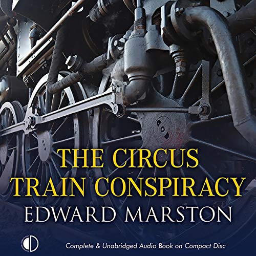 The Circus Train Conspiracy cover art